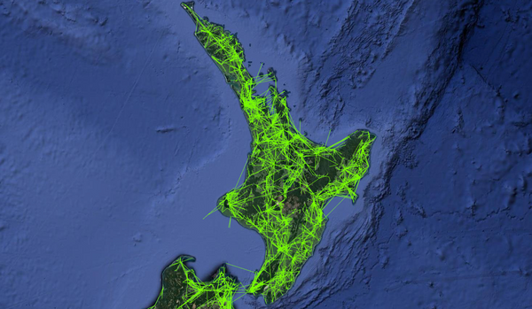 My 8-year Attempt to Automate NZ Wireless Map