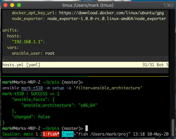 An Argument for Auto-Starting Tmux
