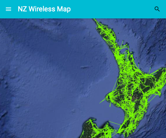 Automating NZ Wireless Map with Google Cloud Run